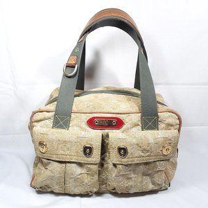 LOUIS VUITTON Monogramouflage Jasmine Satchel Bag